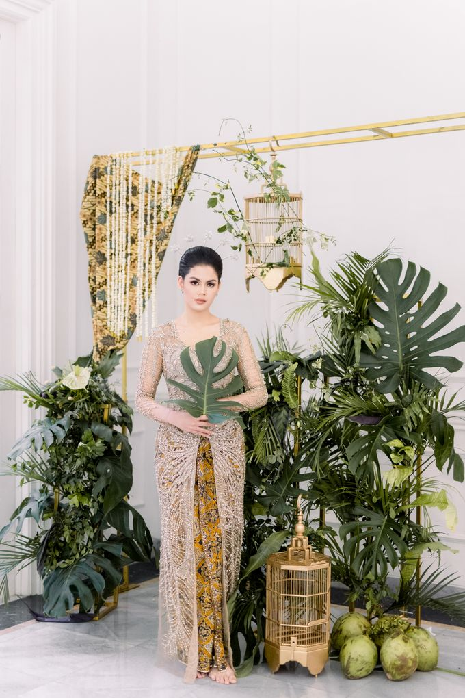 Traditional Wedding Styled Shoot by Iris Photography - 023