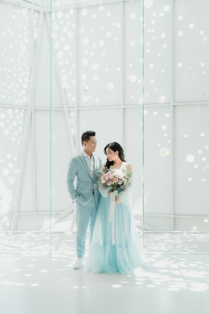 Angie & Gromaryo Pre-wedding by Iris Photography - 001
