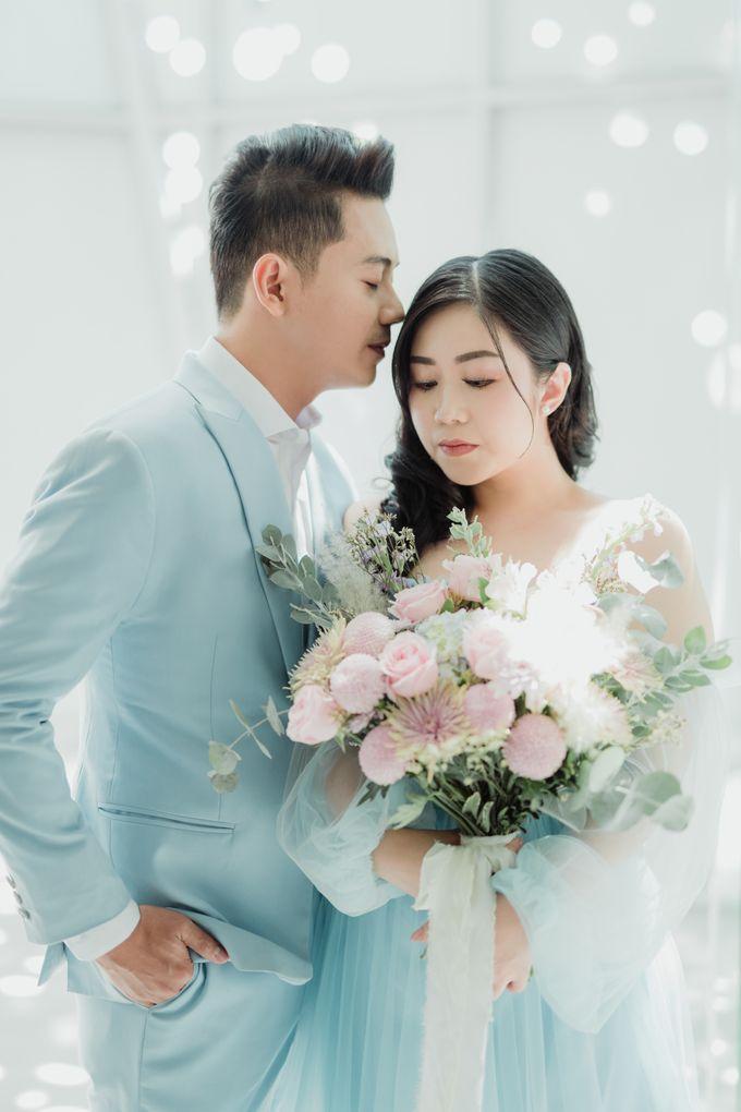 Angie & Gromaryo Pre-wedding by Iris Photography - 002