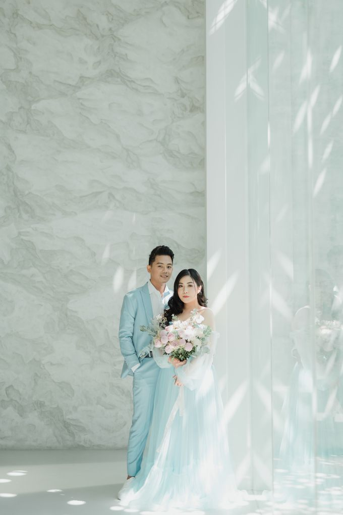 Angie & Gromaryo Pre-wedding by Iris Photography - 004