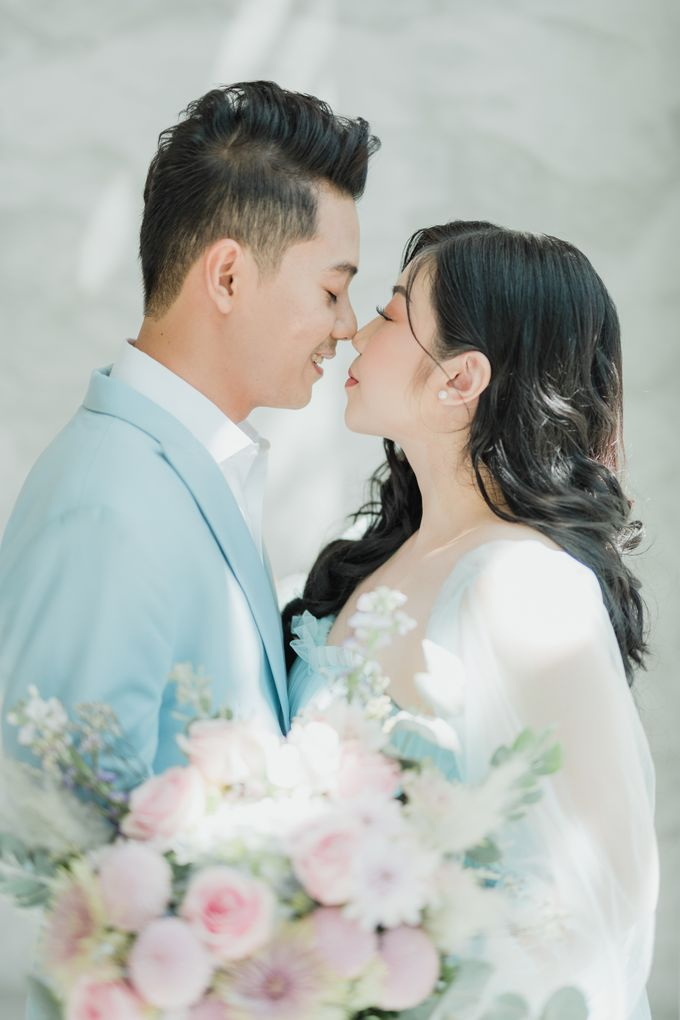 Angie & Gromaryo Pre-wedding by Iris Photography - 005