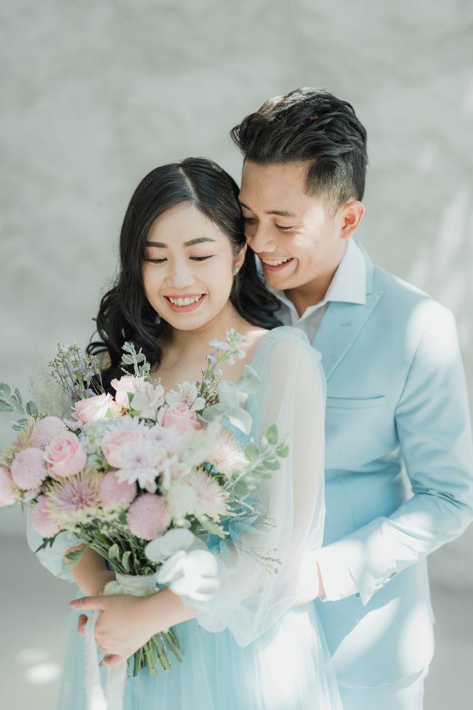 Angie & Gromaryo Pre-wedding by Iris Photography - 006