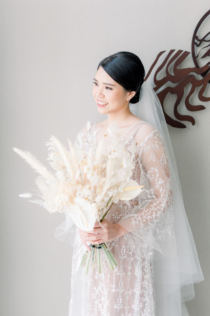 Mona & Andrew Wedding Day by Iris Photography - 022