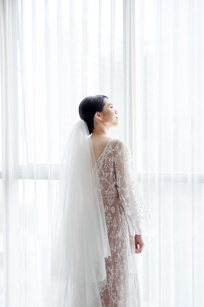 Mona & Andrew Wedding Day by Iris Photography - 012