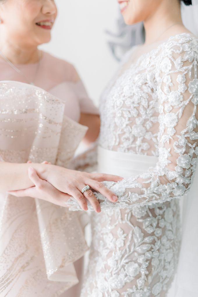 Mona & Andrew Wedding Day by Iris Photography - 020
