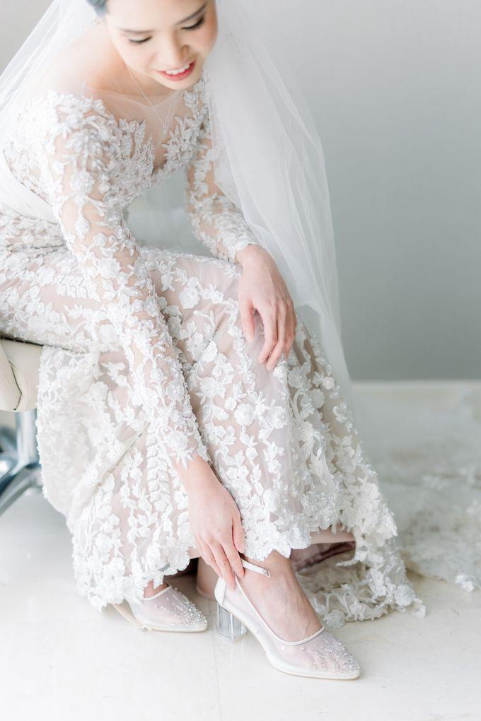 Mona & Andrew Wedding Day by Iris Photography - 026