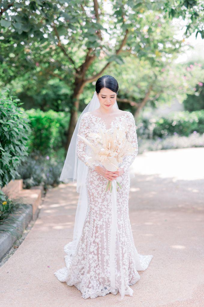 Mona & Andrew Wedding Day by Iris Photography - 029