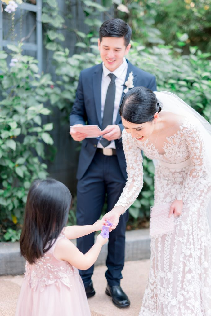 Mona & Andrew Wedding Day by Iris Photography - 031