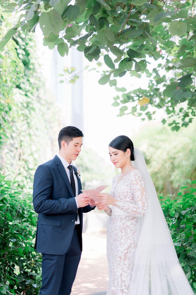 Mona & Andrew Wedding Day by Iris Photography - 034