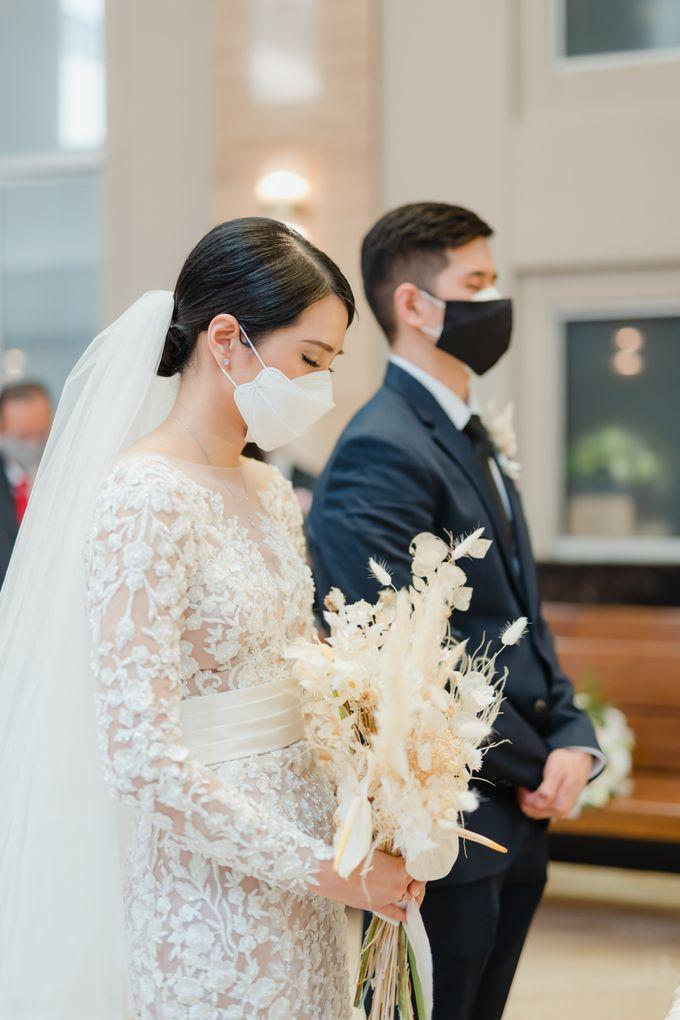 Mona & Andrew Wedding Day by Iris Photography - 046