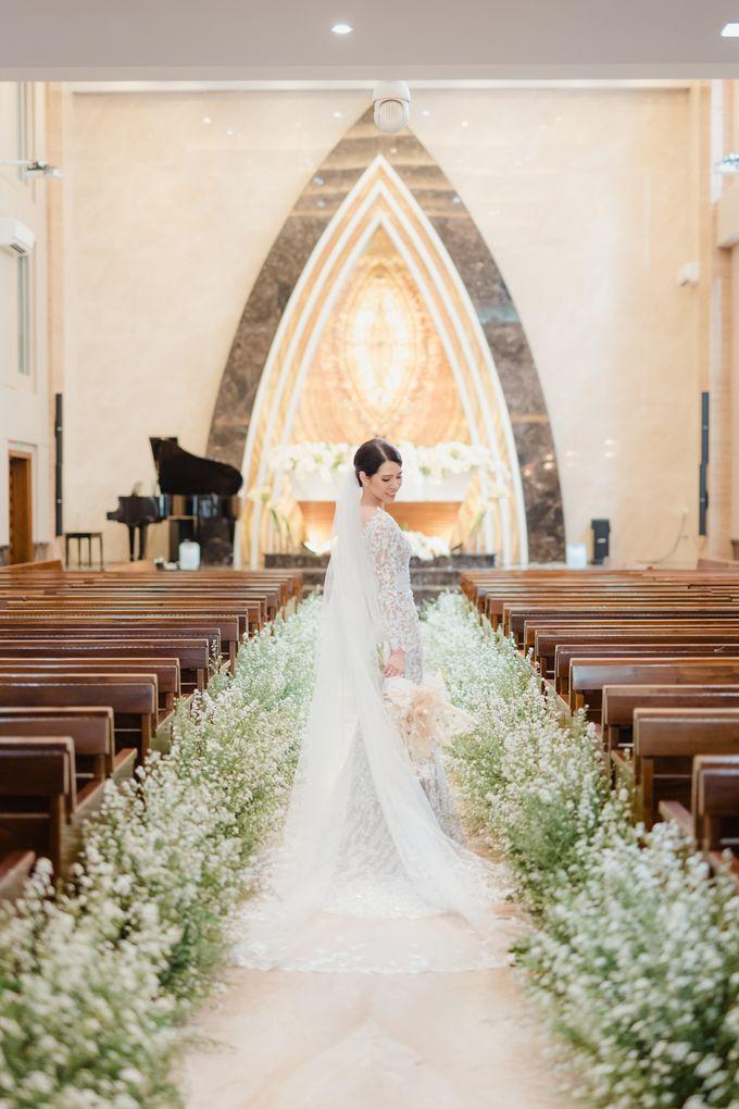 Mona & Andrew Wedding Day by Iris Photography - 049