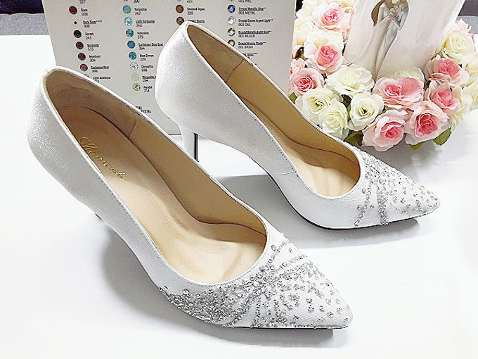 Shoes For Wedding by Moments Shoe - 012