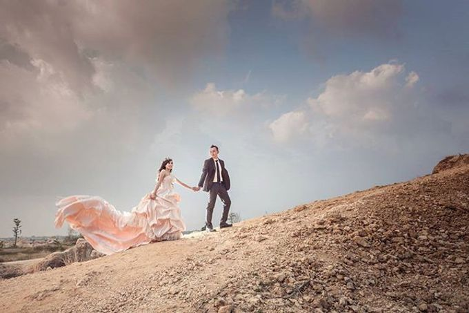 Pre Wedding by d'Angelo art Photography - 022