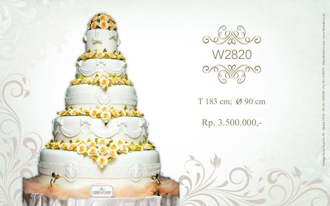 Wedding Cake Album B Part 2 by Libra Cake - 011