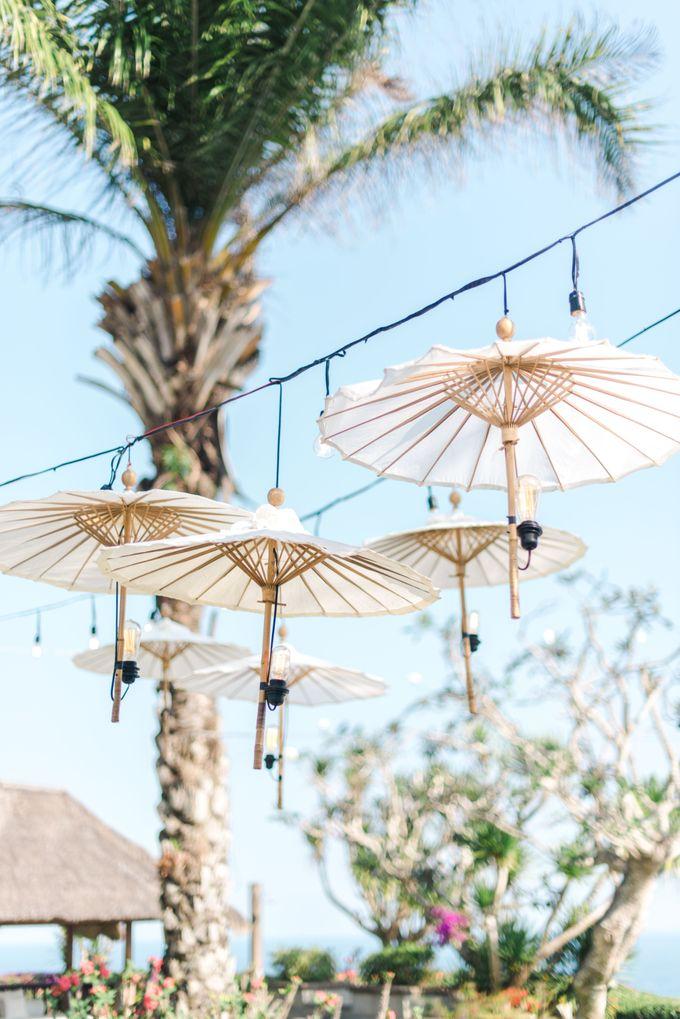 Whimsical Tropical Wedding at Stone House by Tirtha by Tirtha Bali - 028