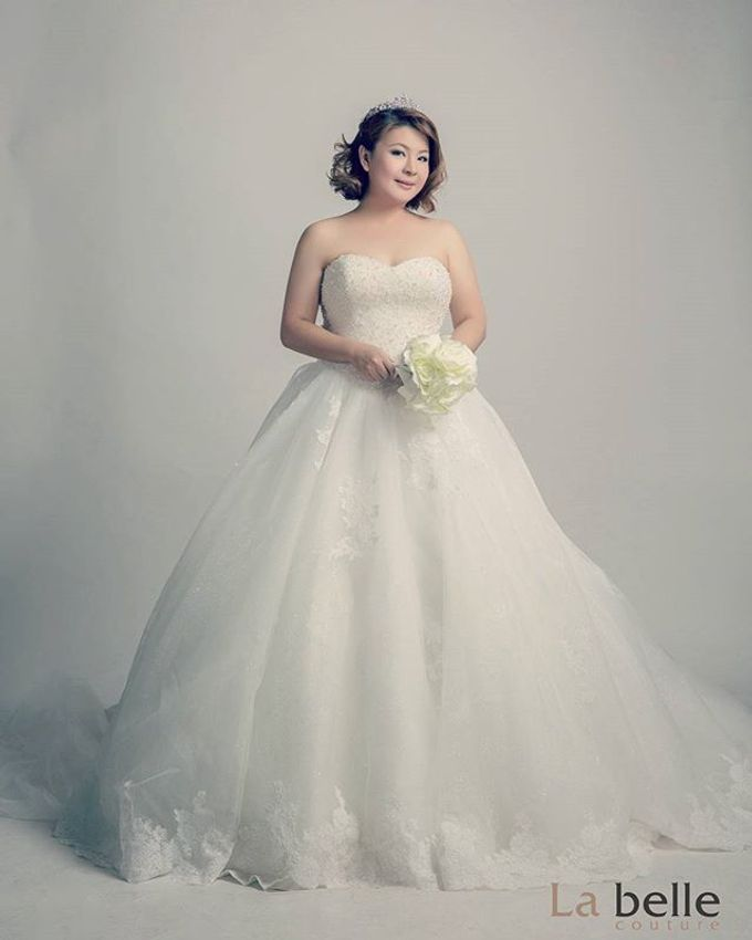 Bridal Gown Collection: Adele by La Belle Couture Weddings Pte Ltd - 002