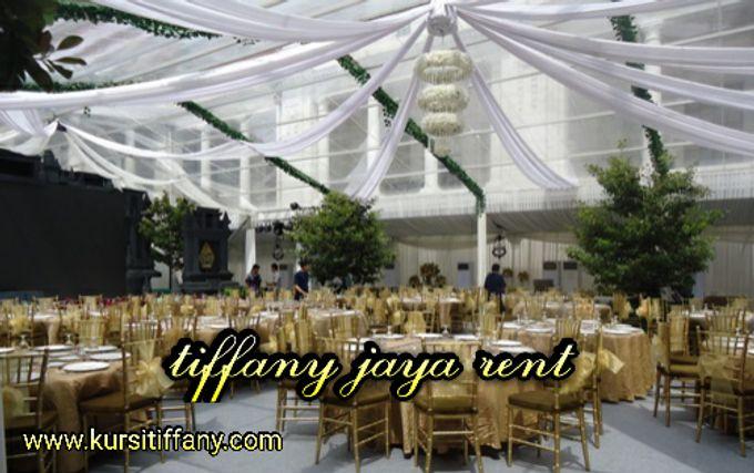 Tiffany Chair by TIFFANY JAYA RENT-KURSI TIFFANY - 046