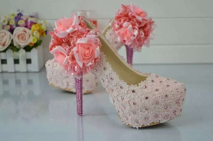 WEDDING SHOES by TIANXI TRADING PTE LTD - 016
