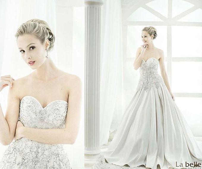 Bridal Gown Collection 2015: Legends by La Belle Couture Weddings Pte Ltd - 016