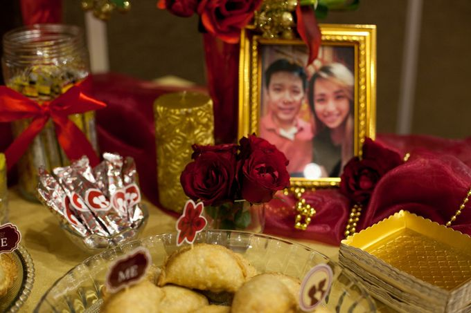 Engagement Of Erwin ❤ Fransisca by The Sweet Honeymoon - 007