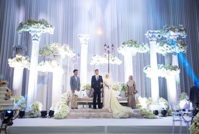 MALAY WEDDING RECEPTION by ARJUNA CIPTA - 019