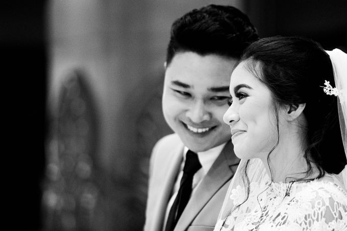 Wedding Dhiza & Vincent by momentfromus - 001