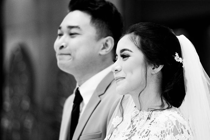 Wedding Dhiza & Vincent by momentfromus - 002