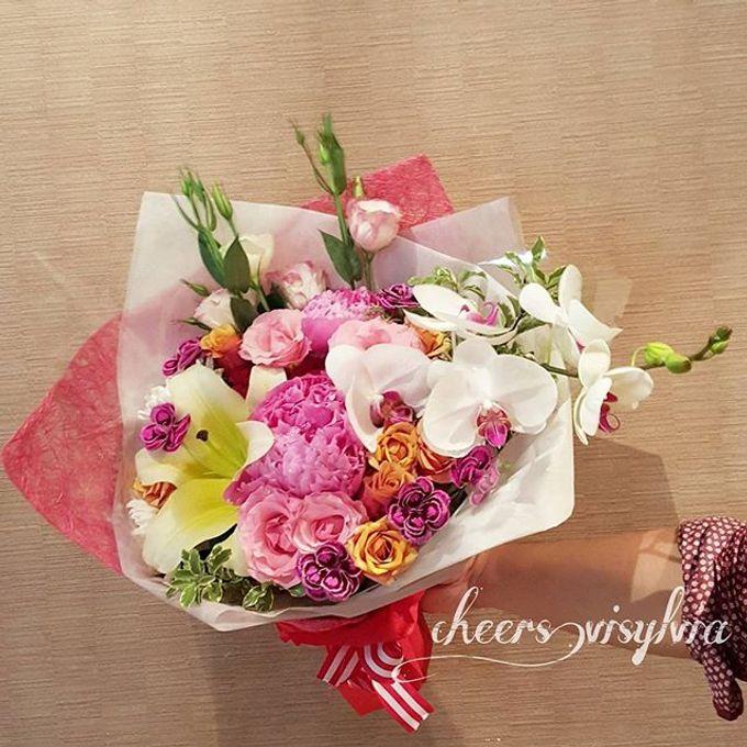 Gift Bouquet  by visylviaflorist - 019