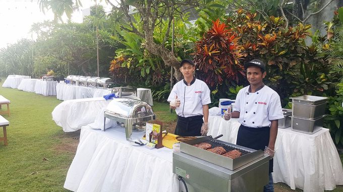Wedding at Villa Pandawa Cliff Estate Ungasan by Wahaha Pork Ribs - 001