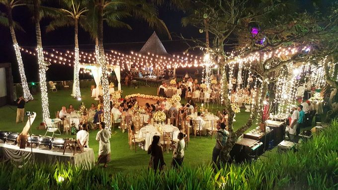 Wedding at Villa Pandawa Cliff Estate Ungasan by Wahaha Pork Ribs - 005