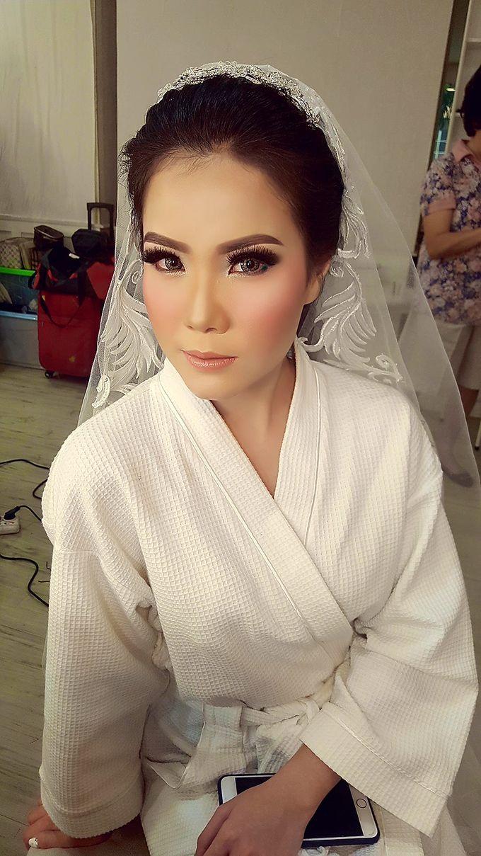 Make Up Bride by Flo Make Up Artist - 002