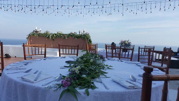 Sunset Garden Party by d'Oasis Florist & Decoration - 014