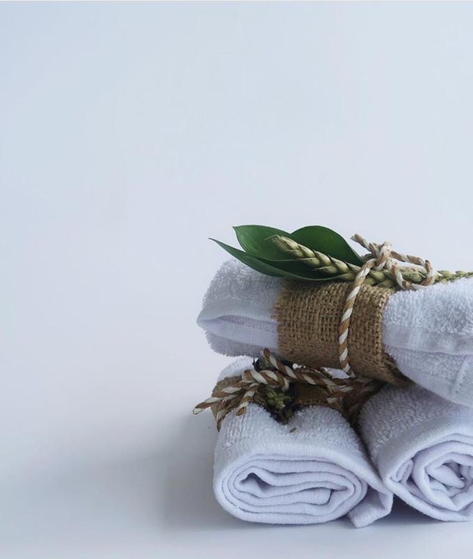 Hand Towel Souvenir  by Wander Love - 004