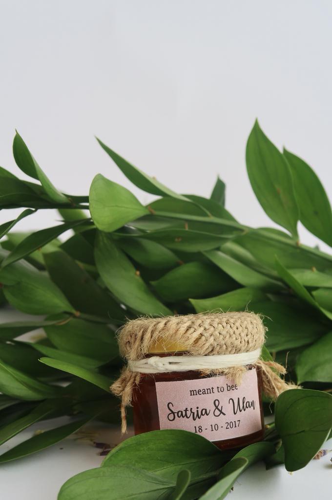 Honey in Jar Souvenir by Wander Love - 004