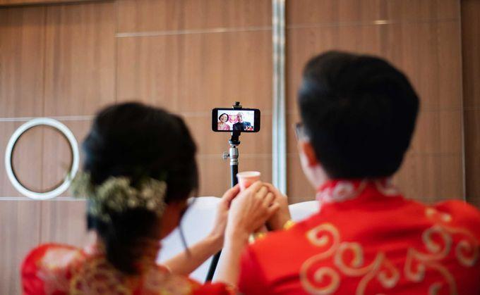 Hilton Wedding - Wang Xun & Lena by GrizzyPix Photography - 004
