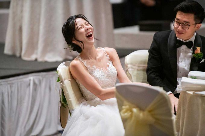 Hilton Wedding - Wang Xun & Lena by GrizzyPix Photography - 008