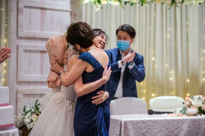Hilton Wedding - Wang Xun & Lena by GrizzyPix Photography - 009