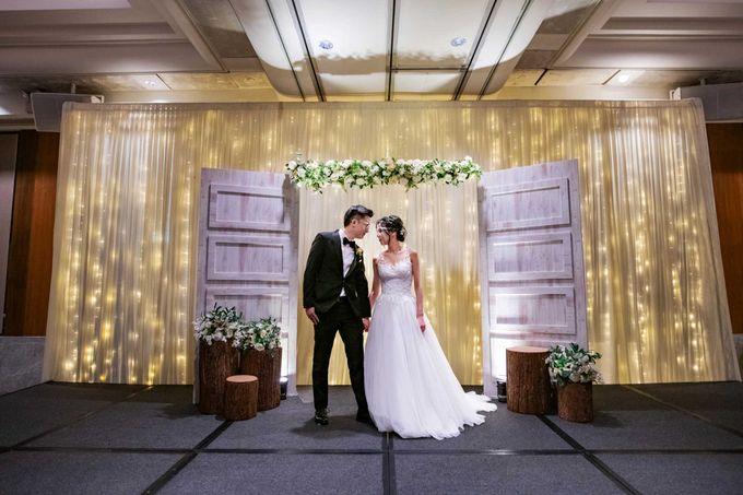 Hilton Wedding - Wang Xun & Lena by GrizzyPix Photography - 010