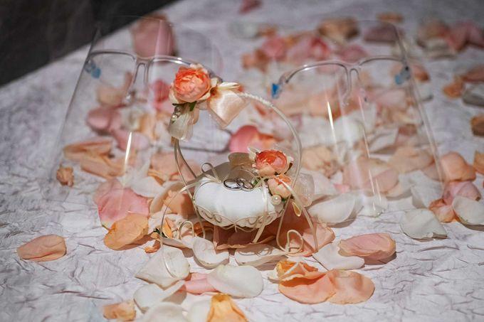 Hilton Wedding - Wang Xun & Lena by GrizzyPix Photography - 011