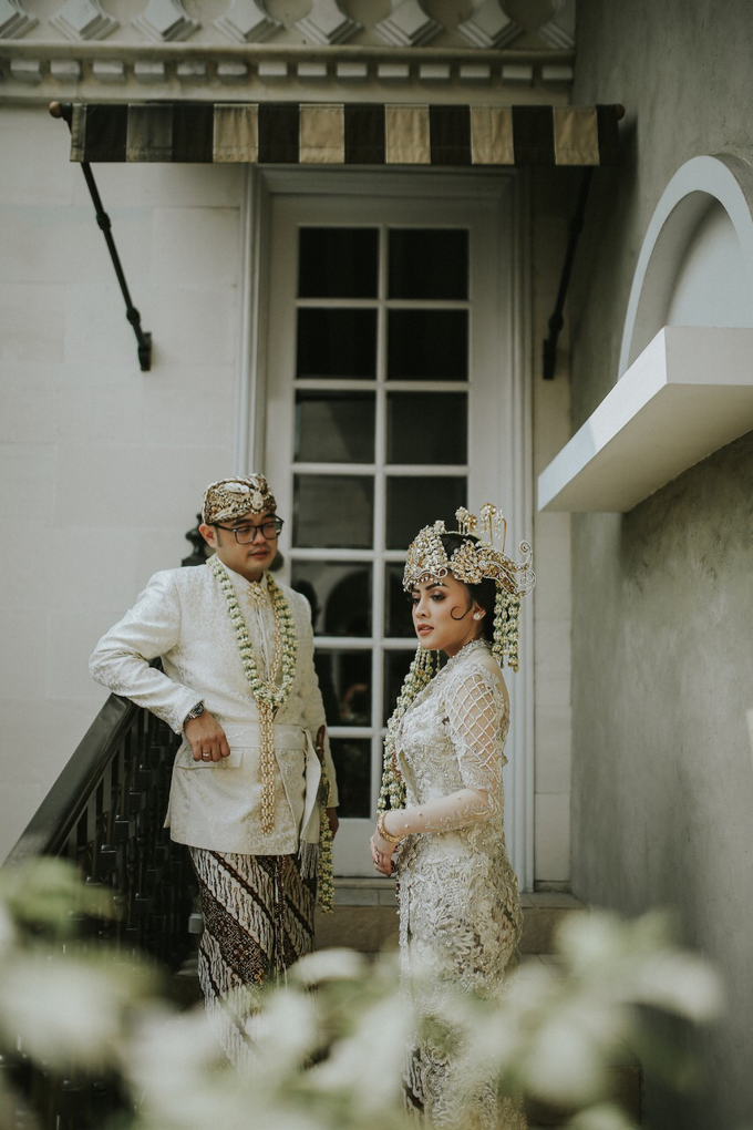 The Royal Wedding of Vicky & Lenny at Rumah Maroko by Warna Project - 001