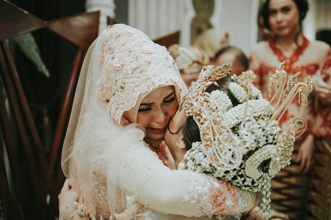 The Royal Wedding of Vicky & Lenny at Rumah Maroko by Warna Project - 009