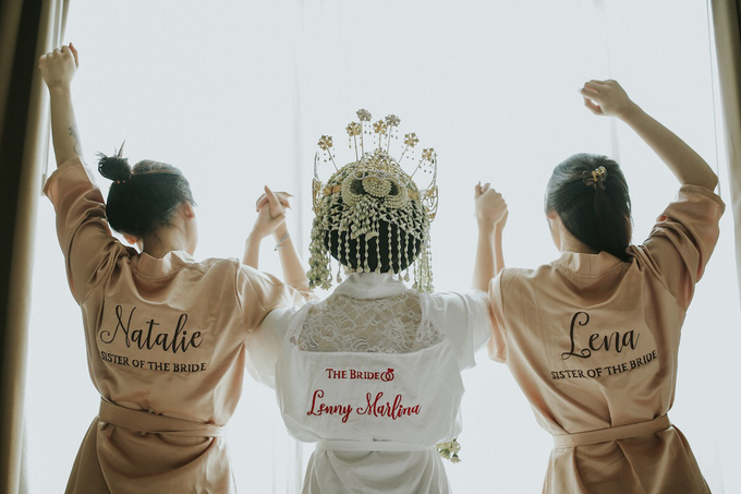 The Royal Wedding of Vicky & Lenny at Rumah Maroko by Warna Project - 004