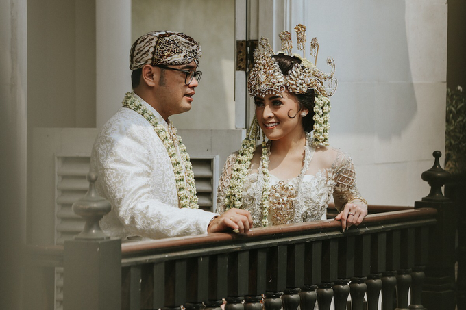 The Royal Wedding of Vicky & Lenny at Rumah Maroko by Warna Project - 014