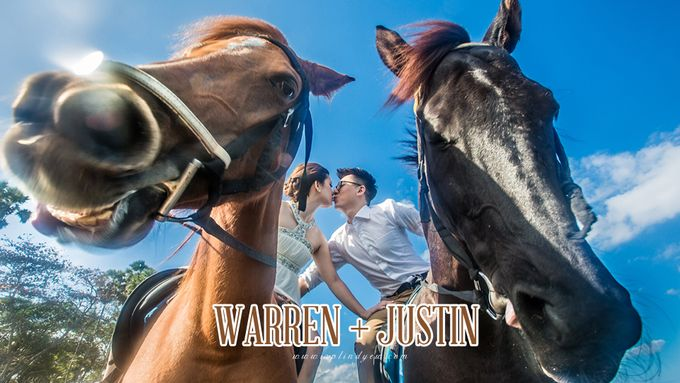Warren & Justine - A Journey of Love by Aplind Yew Production - Wedding Cinematography & Photography - 001