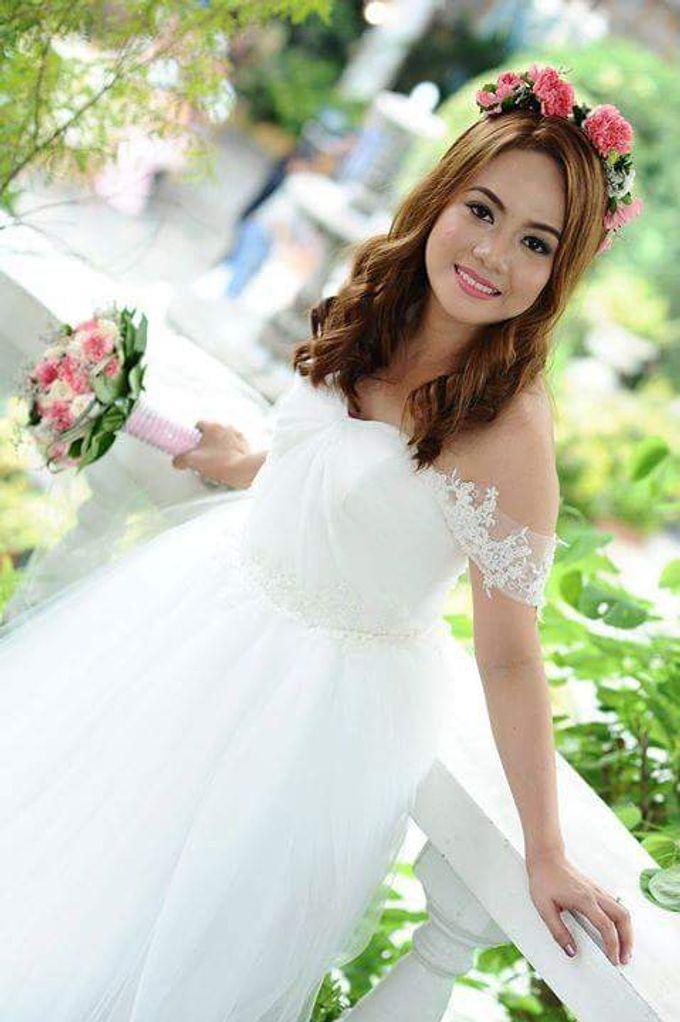Wedding /Bridal MAKEOVER  by PROFESSIONAL HD MAKEUP BY BENJBASTE (BenyoumakeoverArtistry) - 009