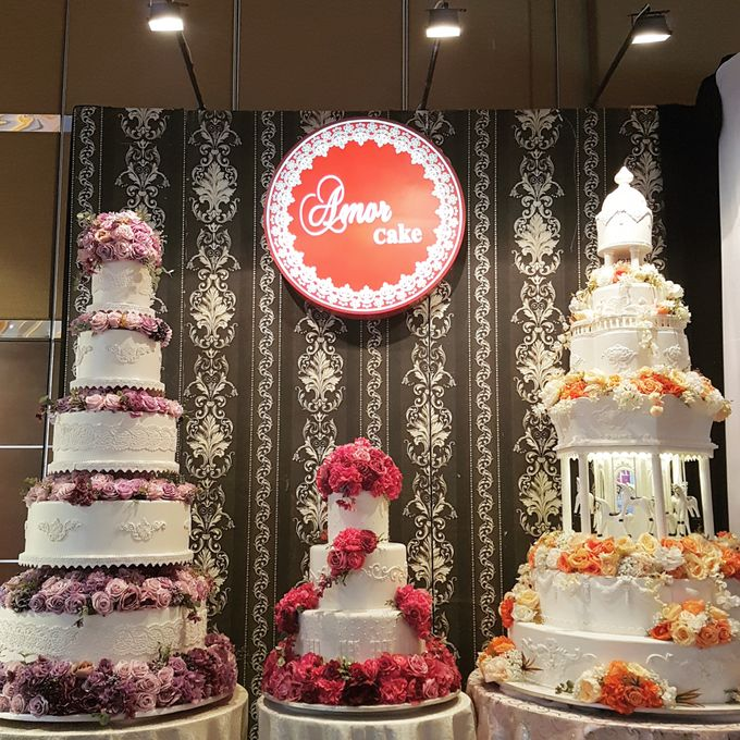Wedding Expo and Promotion by Amor Cake - 009