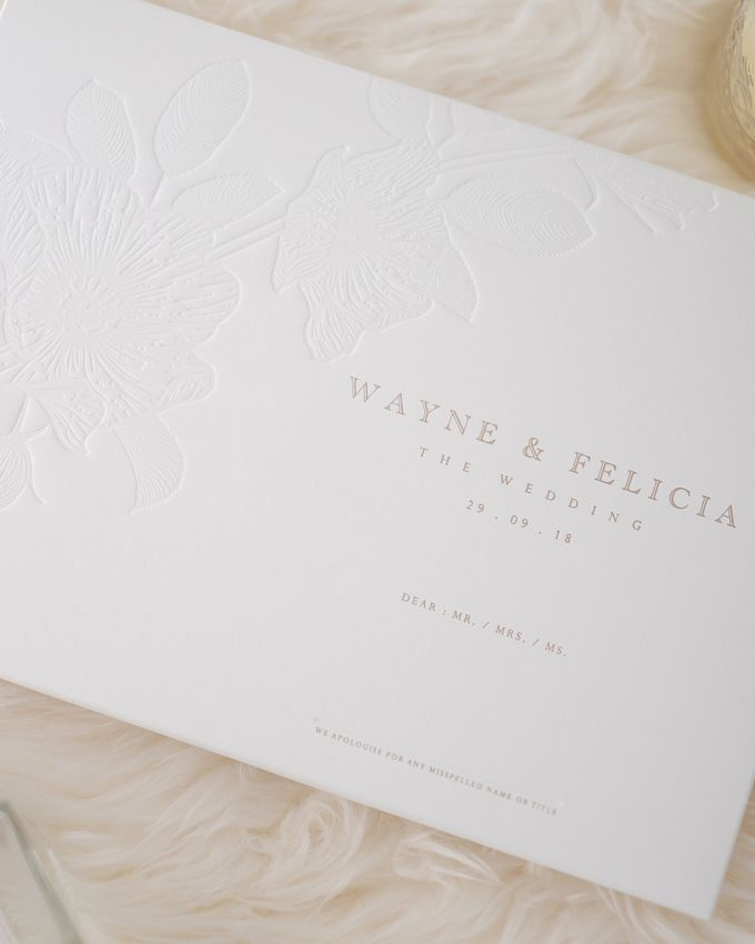 DAZZLING WHITE by BloomingDays Invitation Studio - 004