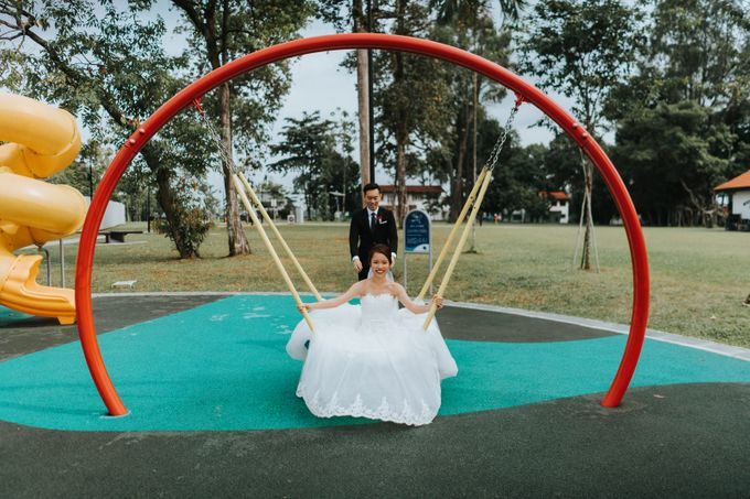 Tying the Knot for Wayne and Michelle - Melvin by Multifolds Productions - 034