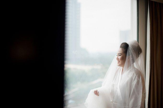 The Wedding Of Windra & Cindy by Vivi Valencia - 006