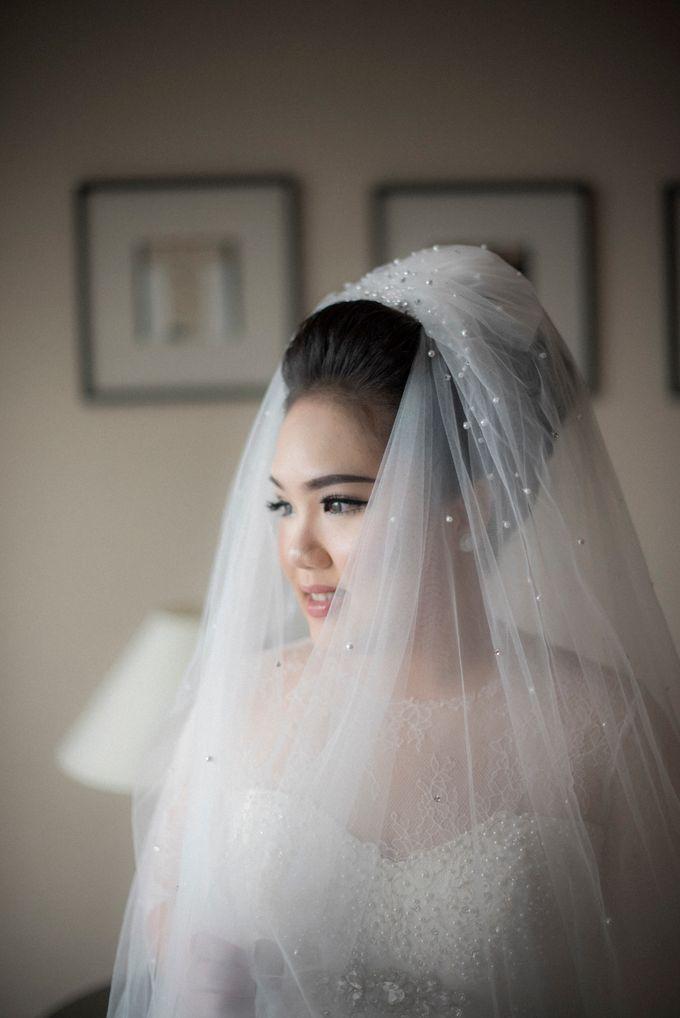 The Wedding Of Windra & Cindy by Vivi Valencia - 002